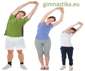 Гимнастика за здраве семейство