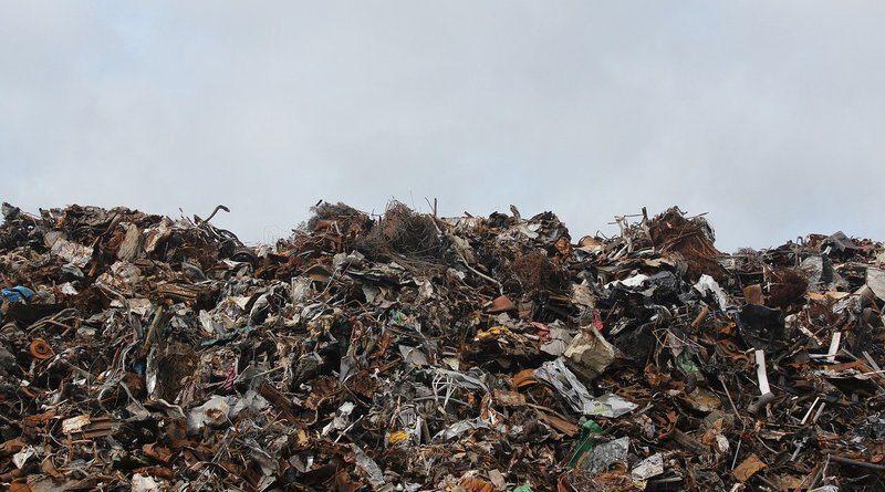 извозването на боклук